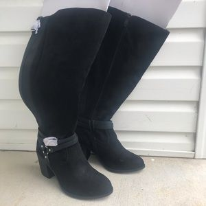 Torrid tall boots size 8.5 wide